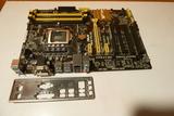 Asus b85-plus socket 1150 ddr3 - foto