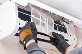 Instalación aire acondicionado - foto