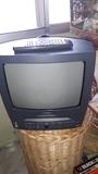 televisión con dvd - foto