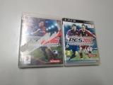 Lote 2 juegos PS3 PES - foto