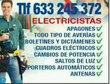 Electricista Averias tlf 633245372 - foto