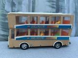 Autobús juguetes antiguos - foto