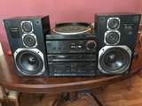 Cadena de música TECHNICS - foto
