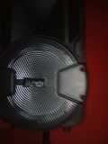 altavoz amplificado - foto