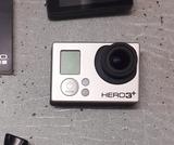 gopro hero 3, accesorios, pantalla - foto