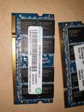 HP 2GB PC2-6400 memory module DDR2 800 M - foto