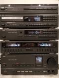 Equipo modular hi-fi aiwa mx-d10 - foto
