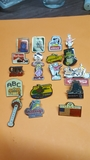 lote antiguo pins - foto