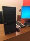 CORE2DUO E7400 2.80GHZ 4GB DDR3 320 HDD - foto