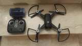 Drone tracking con camara teledirigida - foto