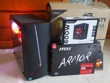 Ordenador gamer i5 8gb/ssd480/rx580 8gb - foto