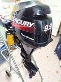 MOTOR FB MERCURY 9, 9 CV 4T - foto