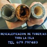 Descalcificacion de tuberias - foto