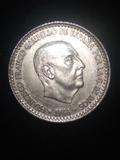 1 peseta 1966 - foto