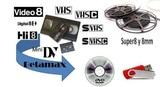 CONVIERTE TUS CINTAS VHS A DIGITAL