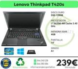 Lenovo T420s i7 2620M - foto