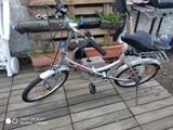 bicicletta pieghevole - foto