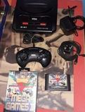 Mega Drive 2 SEGA - foto