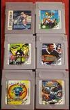 lote juegos Game Boy - foto