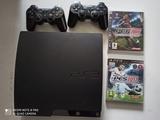 PlayStation 3 averiado - foto
