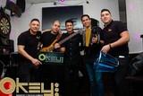 Grupo de musica, vallenato - foto