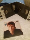 Lp doble de the beatles y lp de john len - foto