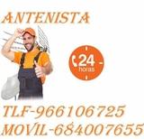 Antenistas profesional tdt parabolicas - foto