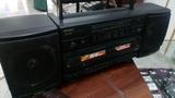 Radiocasset de los 90. - foto