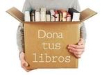 DONACIÓN DE LIBROS.  - foto