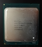 Intel core i7 4930k LGA 2011 - foto