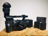 Panasonic AG-HMC151E - foto