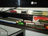 Lote completo escala N con 5 locomotora. - foto