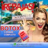 Botox completo 3 zonas 190 - foto