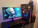 Monitor gaming 32 lg 165hz 2k - foto