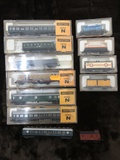 Trenes eléctricos - foto