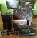 i7-6950X E.E - 64GB RAM - 2x GTX1080 Ti - foto