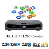 Hypro 4k/uhd android smart tv box  dvb-s - foto