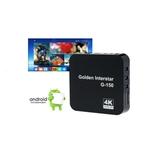 Smart TV Box Android 4k Nuevo Golden Int - foto