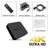 Smart TV BOX Android MXQ Ultra HD 4k nue - foto