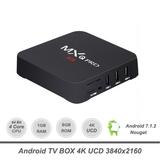 Smart TV BOX Android MXQ pro HD 4k nuevo - foto