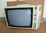 Televisor antiguo Philips - foto
