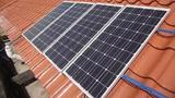 Instalacion de placas solares - foto