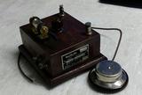 Radio galena - foto