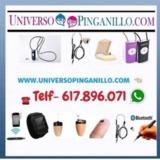 Klc auriculares y camaras - foto