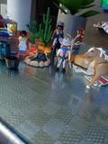 Playmobil en el oeste - foto