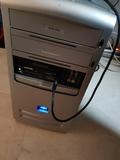 torre pc ordenador Pentium 4 500 gb - foto