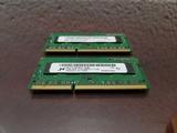 Memorias ram de MacBook pro 4GB - foto