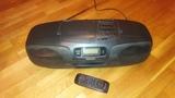 Radio cassette con Cd Panasonic RX-DT501 - foto
