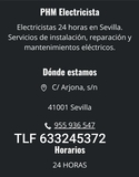 Electricista profecional Autorizado - foto