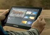 Tablet Samsung modelo GT-P7500 - foto